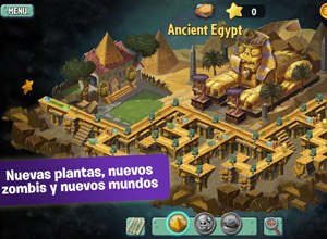 Plantas vs Zombies 2 ya está disponible en la Google Play de España