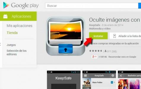 Como ocultar fotos y vídeos en tu Android