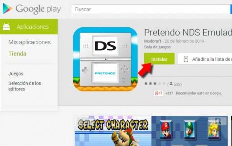 Juega a la Nintendo DS en tu Android