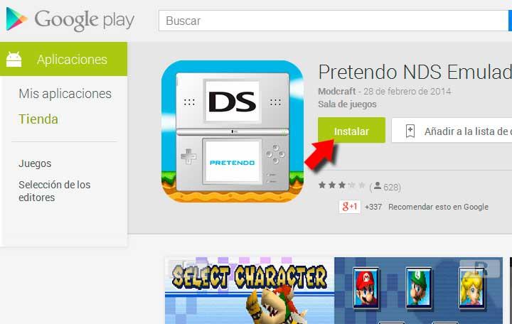Juega A La Nintendo Ds En Tu Android Mobility