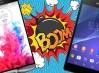 Comparativa LG G3 frente a Sony Xperia Z2