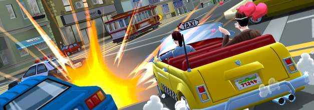 Sega lanza Crazy Taxi City Rush para iPhone