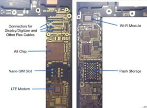 iPhone 6 tendrá chip NFC y una antena Wi-Fi más potente
