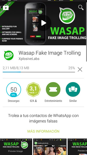 Gasta Bromas A Tus Contactos De Whatsapp Con Imagenes Trucadas