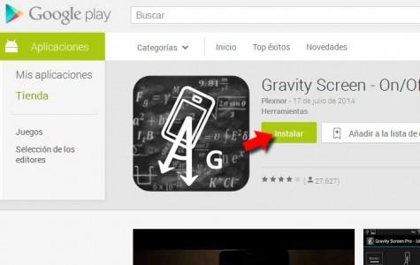 Programa el encendido y apagado de la pantalla de tu LG G3 mediante gestos