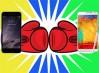 Comparativa iPhone 6 Plus frente al Samsung Galaxy Note 4