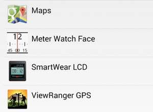 Wear App Manager permite gestionar las aplicaciones de Android Wear con el smartphone