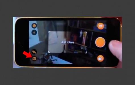 Graba vídeos siempre en formato horizontal