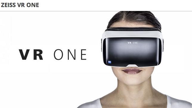Vr One El Casco De Realidad Virtual Para Iphone 6 De Carl