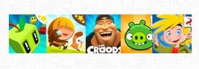 Rovio es más que Angry Birds: sus otros juegos para el Samsung Galaxy S5