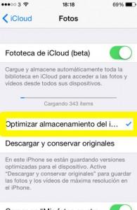 optimizar-almacenamiento-fototeca-icloud