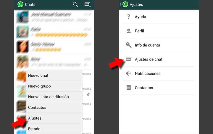 Obtén el Historial de Chat de WhatsApp de Otros