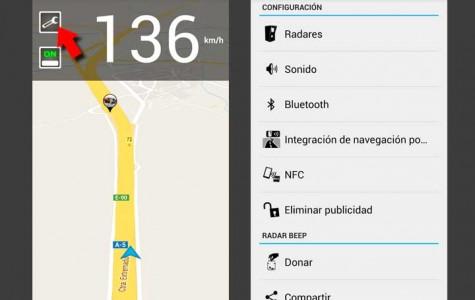 Transforma tu Xiaomi Mi4 en un avisador de radares