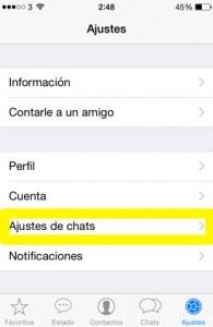 whatsapp-ajustes-de-chats