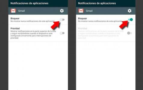 Android Lollipop priorizar notificaciones