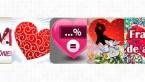 Las mejores aplicaciones para disfrutar la noche de San Valentín 2015