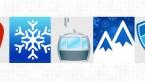 Las mejores aplicaciones de deportes de nieve para Android
