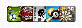 Disfruta de tu Nexus 6 con estos juegos clásicos de bares