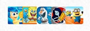 Los mejores juegos Android de personajes de animación para niños que están de vacaciones