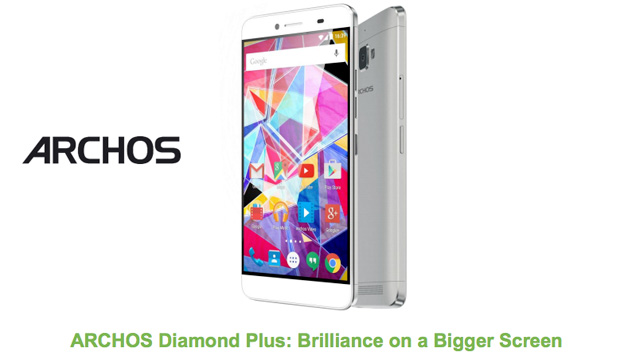 archos diamond plus full hd