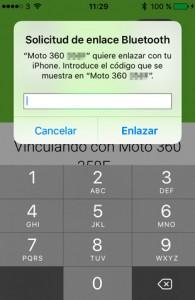 introducir-codigo-android-wear-en-iphone