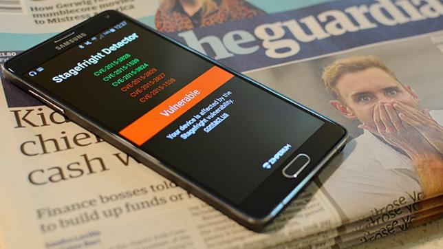 Stagefright 2.0, un nuevo virus de Android que pone en riesgo más de mil millones de dispositivos