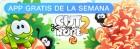 Cut the Rope 2, app de la semana para iPhone y iPad