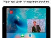Cómo ver en iPad vídeos de YouTube en PiP -en tamaño reducido sobre otra app- con CornerTube