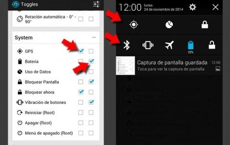 Personaliza tu LG V10 con accesos directos a herramientas