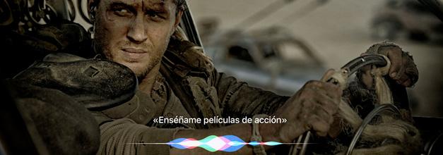 El nuevo Apple TV permitirá dictar búsquedas a través de Siri