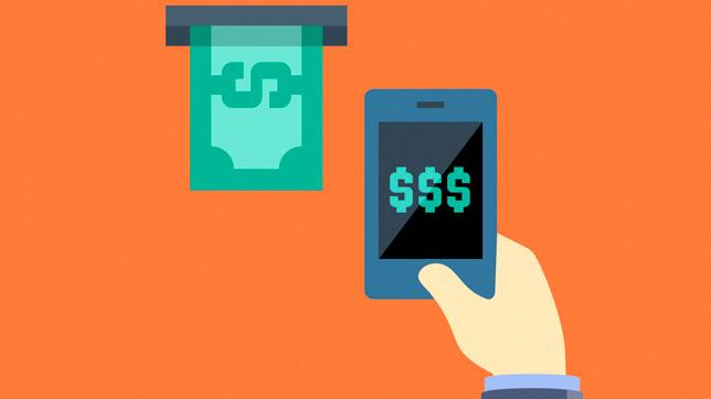 Apple pay y android pay permitir n sacar dinero de cajeros for Cuanto dinero se puede sacar del cajero