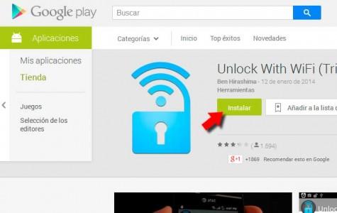 Desbloqueo automático de tu Samsung Galaxy S7 con tus redes de confianza