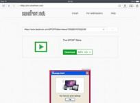 Cómo descargar vídeos de Facebook en el iPhone o iPad con Documents