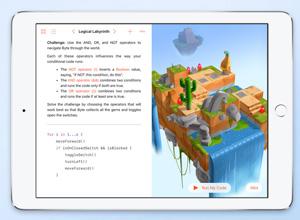 Swift Playgrounds ya está disponible español