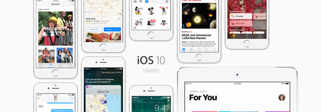 Apple lanza iOS 10