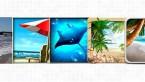 Prepárate para tus vacaciones de verano 2016 personalizando la pantalla de tu móvil