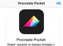 Cómo descargar gratis Procreate Pocket para iPhone
