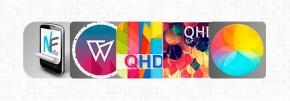 Las mejores aplicaciones de fondos de pantalla QHD para tu Samsung Galaxy Note 7