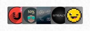 Los mejores packs de iconos de diseño para tu móvil
