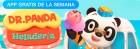La Heladería del Dr. Panda, aplicación de la semana para iPhone y iPad