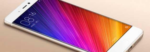 Nuevos Xiaomi Mi 5s y Mi 5s Plus