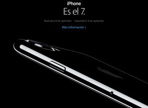 Apple vuelve a batir record de ventas con el iPhone 7