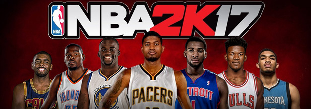 NBA 2K17 ya disponible para iOS