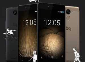 BQ Aquaris U, la nueva gama de móviles de la marca española