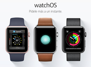 watchOS 3 ya está disponible para el Apple Watch