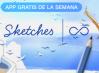 Tayasui Sketches Pro, aplicación de la semana para iPhone y iPad