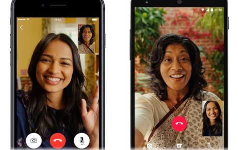 Cómo hacer videollamadas en WhatsApp