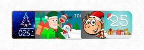 Los mejores calendarios de adviento y apps de cuenta atrás para la Navidad 2016