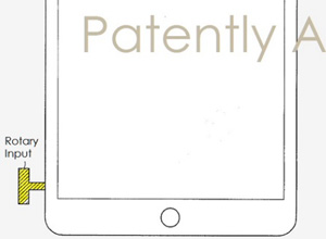 Apple podría incorporar la corona digital a futuros iPhone y iPad