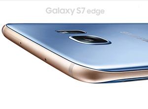 Samsung amplia la gama de colores del Galaxy S7 Edge, ahora también en azul coral